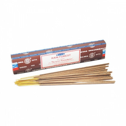 Rain Forest Satya Incense Sticks - Shopy Max