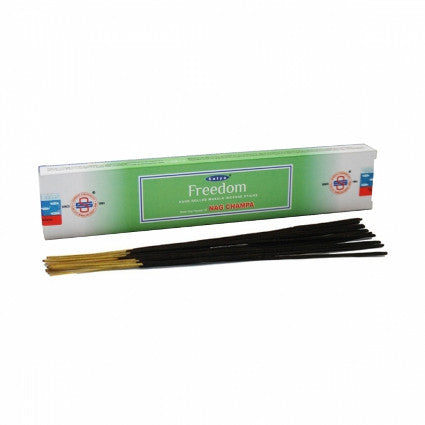 Freedom Satya Incense Sticks - Shopy Max