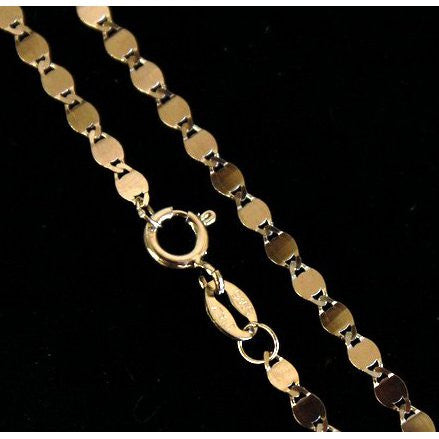 925 Silver Curb Chain - Regent - Shopy Max