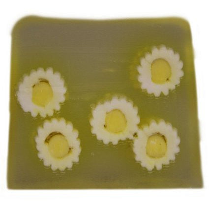 Daisy Soap - 115g Slice