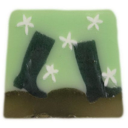 Wellies Soap - 115g Slice - Shopy Max