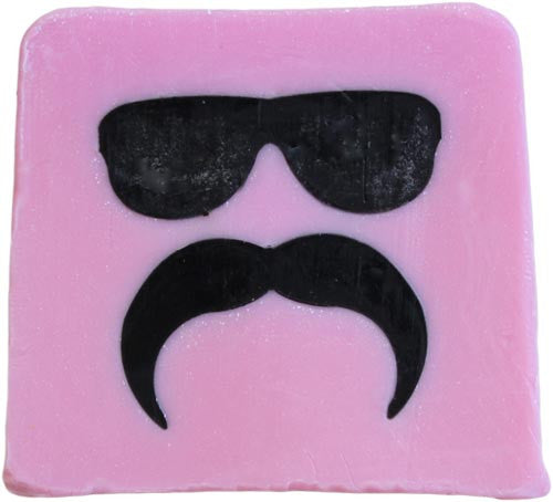 Moustache Soap - 115g Slice