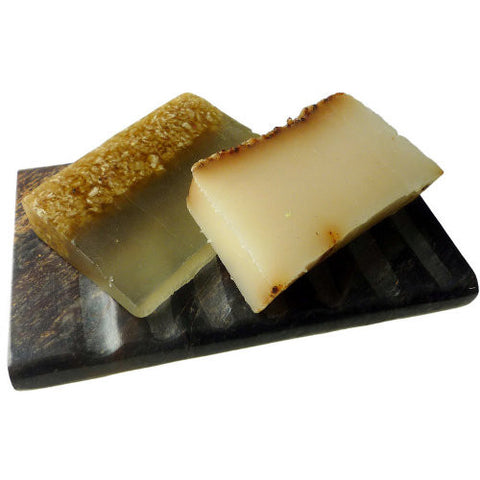 Natural Style Stone Soap Dish