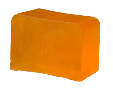 'Rejuvenating' Carrot & Orange Health Spa Soap Loaf