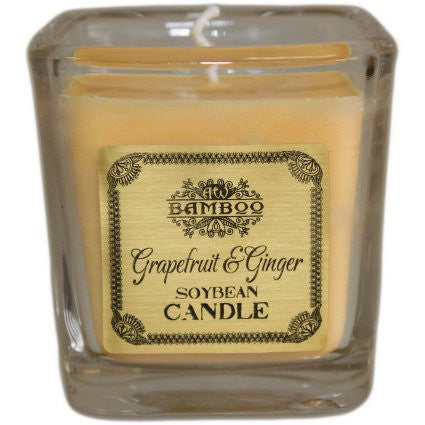 Soyabean Jar Candle - Grapefruit & Ginger - Shopy Max