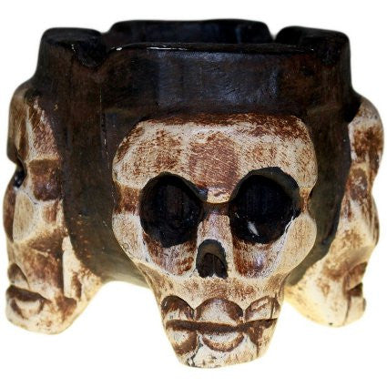 Skull Decor Ashtray - Shopy Max