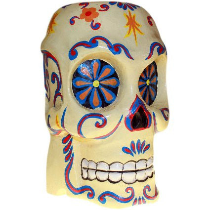Arty Painted Skull - Shopy Max