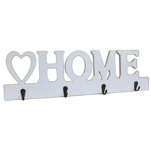 Wooden Coat Hanger - HOME