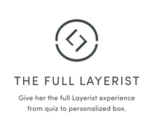 Load image into Gallery viewer, Layerist Signature Kit - Every Three Months ($1 to try out your first styled box)