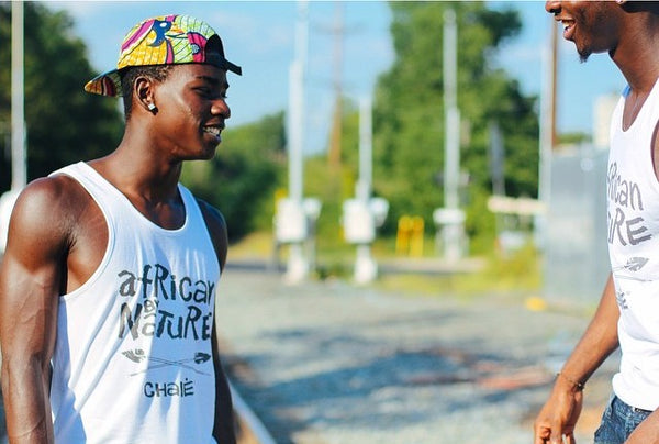 African By Nature Tank Top