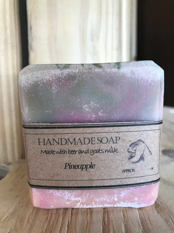 Pineapple Scented Soap