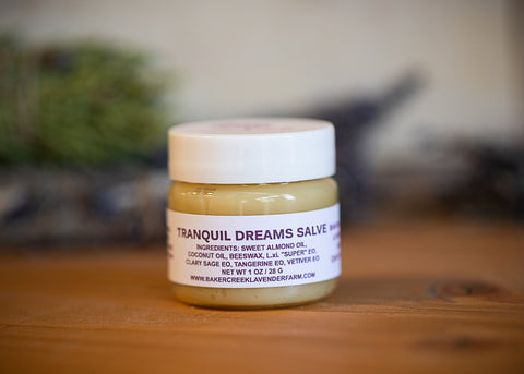 Tranquil Dream Salve