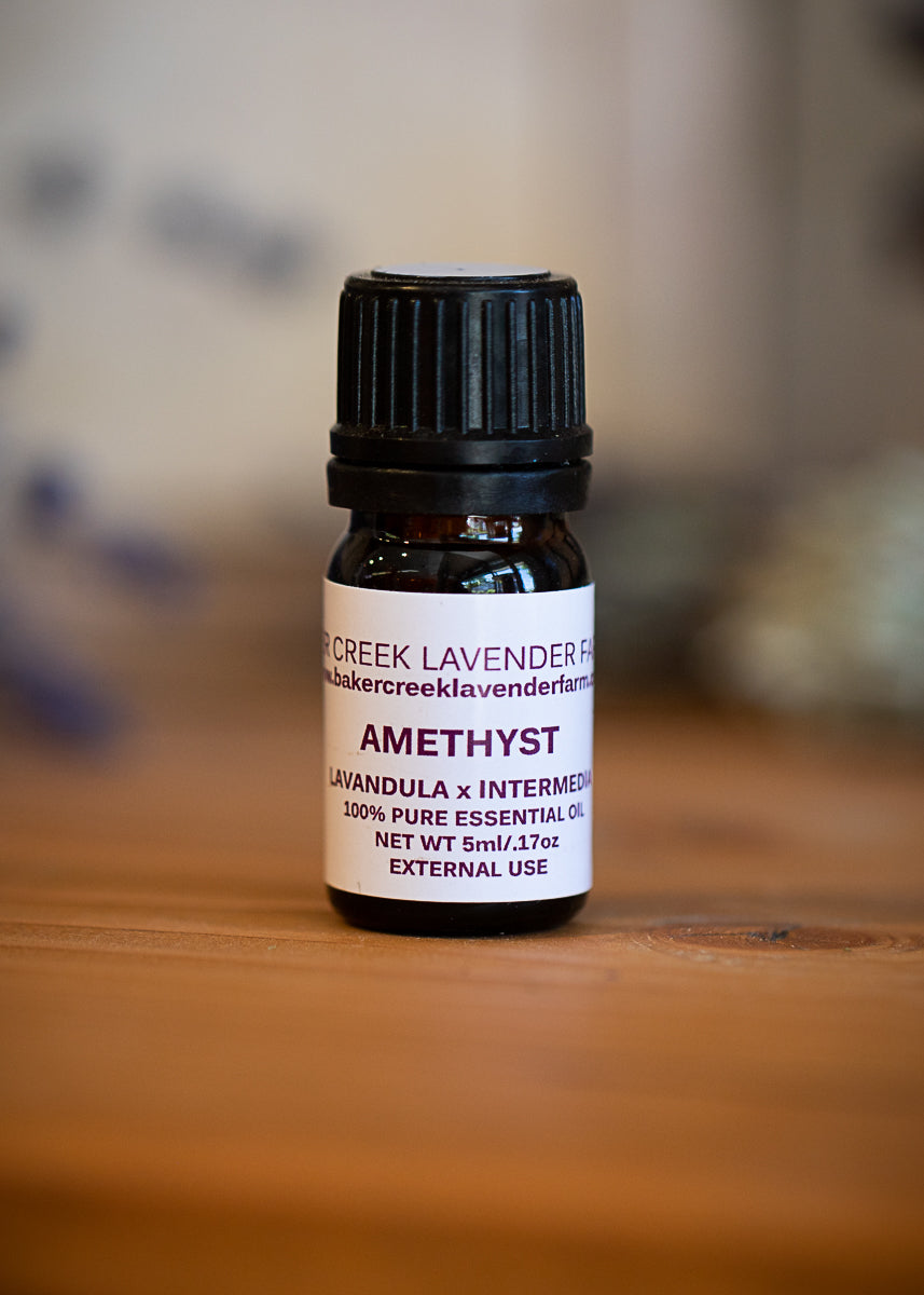 Amethyst Essential Oil