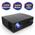 GooDee F20 Native Full HD 1080P LED Video Projector, Home Theatre Projector