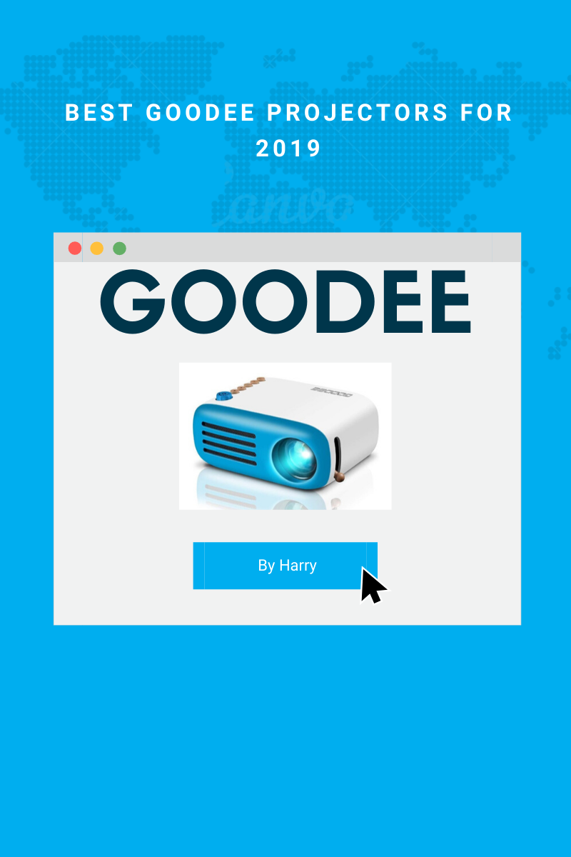 Best Goodee Projectors for 2019