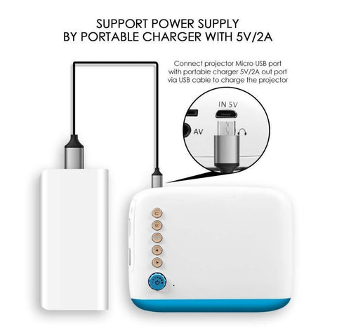 GooDee YG200 Pico Power Bank Supported