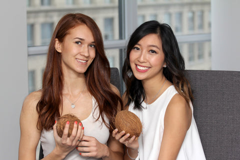 connie lo and laura burget three ships co-founder