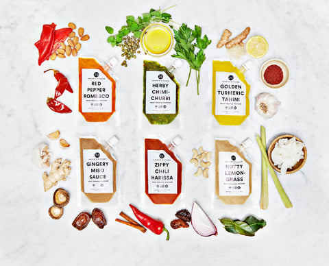 Haven's Kitchen Sauce Selection