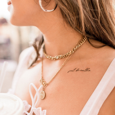 Inked by Dani temporary tattoos