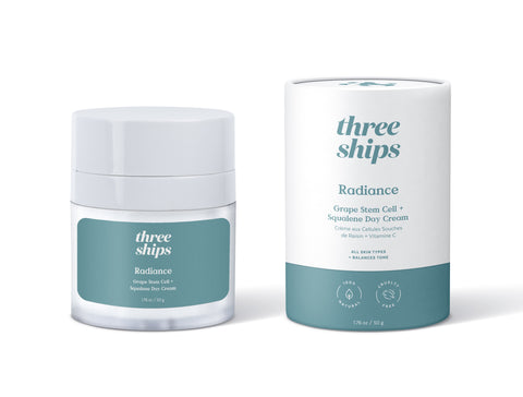 three ships radiance day cream
