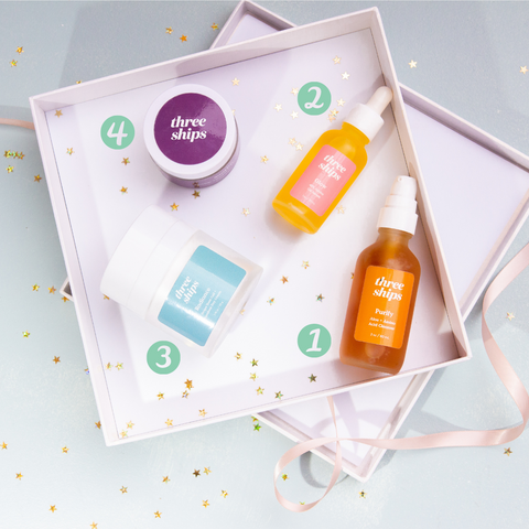 The Best Sellers Gift Kit Three Ships