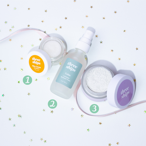 The Self Care Gift Kit Three Ships