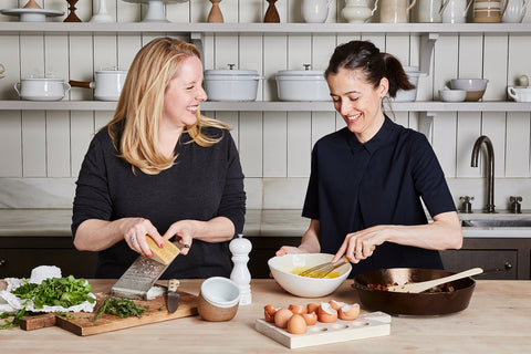 food52 co-founders merrill stubbs and amanda hesser