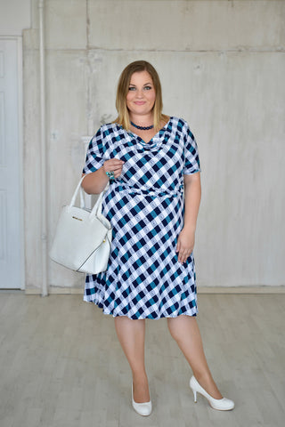 Róma Plus size dress