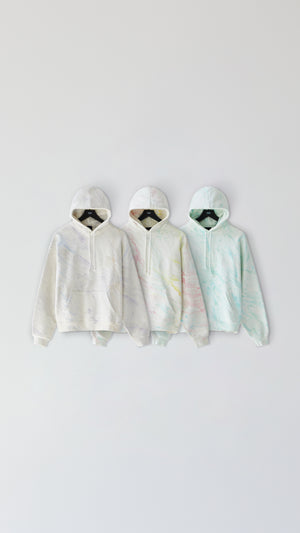 KITH MARBLE HOODIES MONDAY PROGRAM™ 1