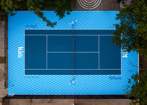 Kissena Court Restoration by Kith for Wilson 1
