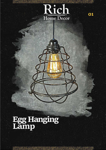 Egg Hanging Lamp