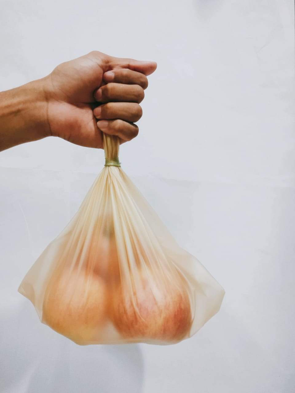 Seaweed Sheet - Bag without jute string  ( Hampers )