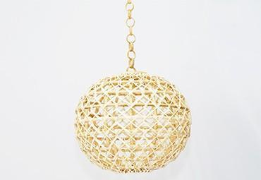 Rattan Lamp by Rantepao - SARINAH