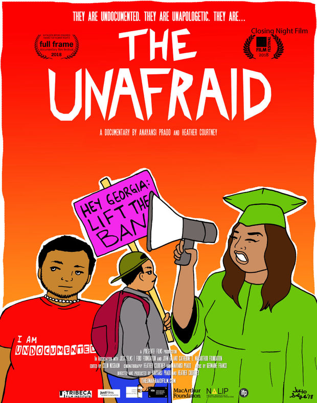 THE UNAFRAID