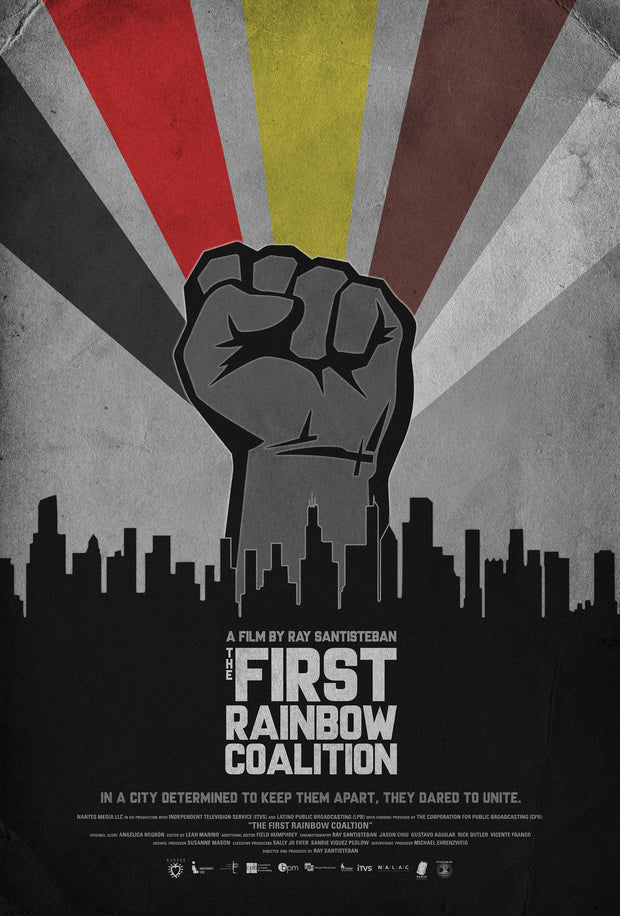 THE FIRST RAINBOW COALITION