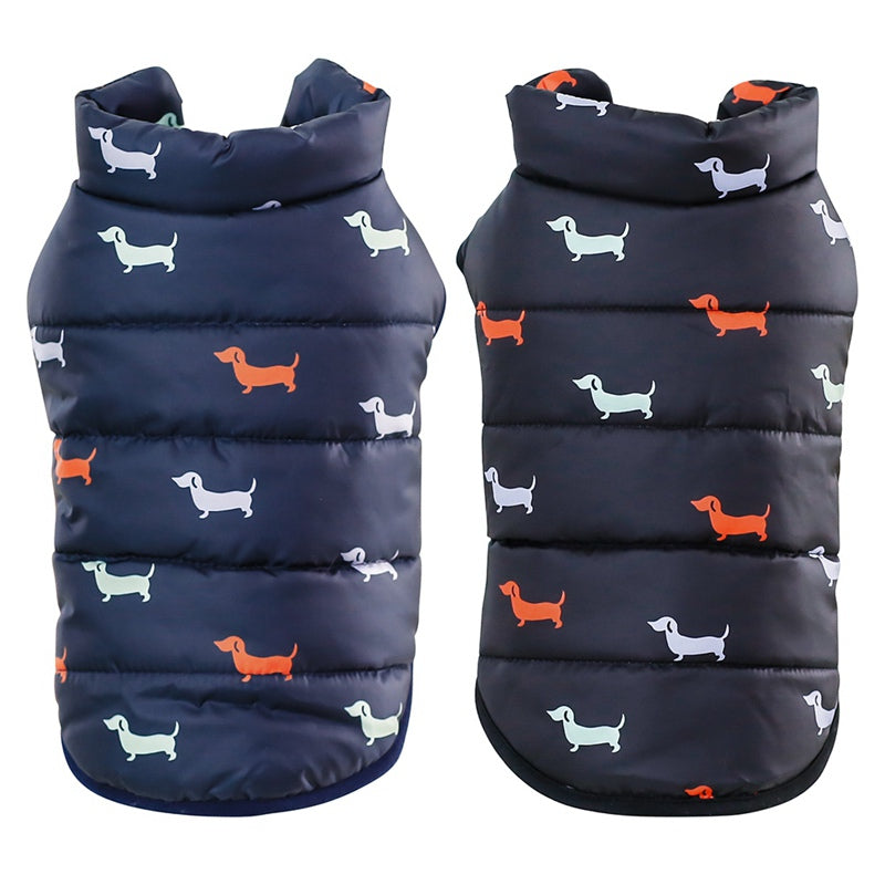 Autumn Winter Cloth DOG  JACKET