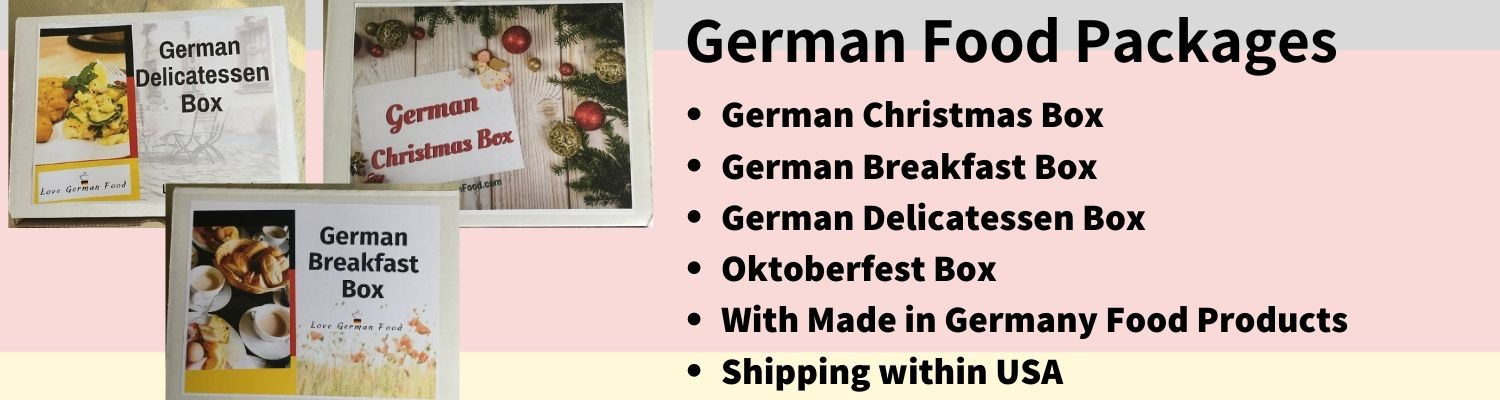 German Food packages - Gift Boxes