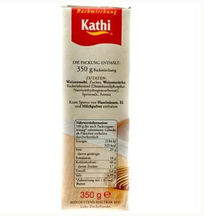 Kathi German Shortcrust Cookie Dough Baking Mix