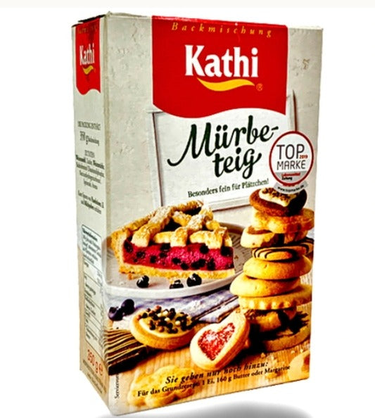 german shortcrust cookie dough baking mix - muerbeteig mix
