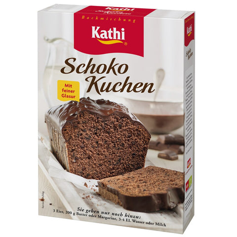 Kathi German Chocolate Cake - Authentic Schokokuchen 15.9oz