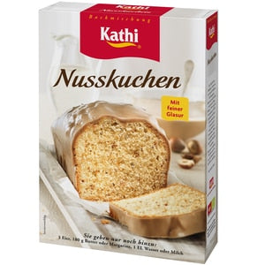 Kathi Hazelnut Cake - Authentic German Nusskuchen -15.9oz