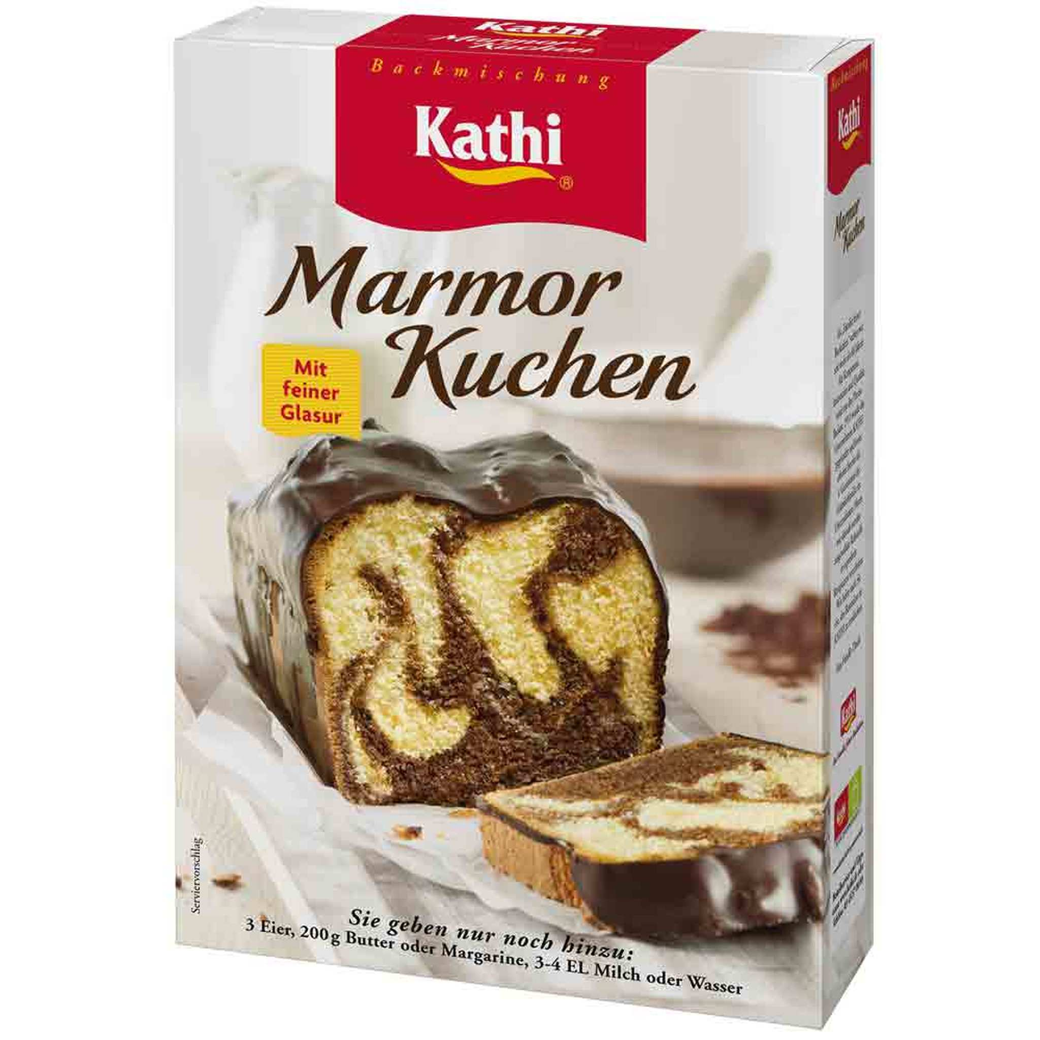 Kathi Marble cake baking mix from LoveGermanFood.com
