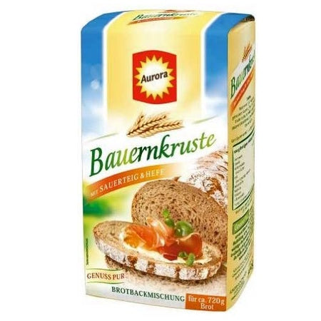 aurora bread mix farmers bread original german