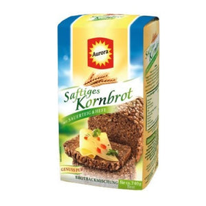 aurora german bread mix kornbrot made in germany