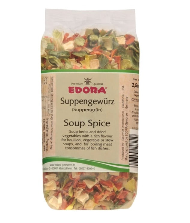 German Soup seasoning Edora suppengrün