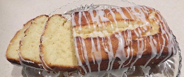 german coffee pound cake - sandkuchen