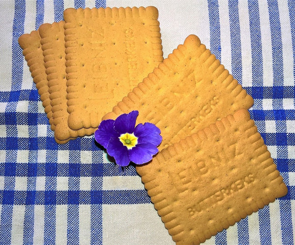 butter cookies from leibniz, german butterkeks