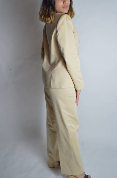 Vintage Two Piece Suit Set