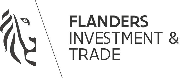 Supported by Flanders Invest and Trade