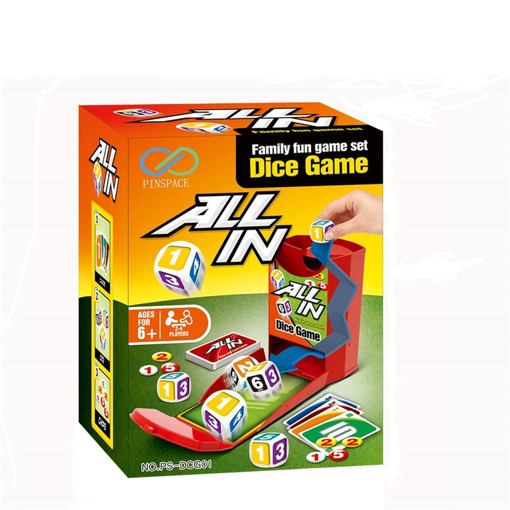 All In Dice Game